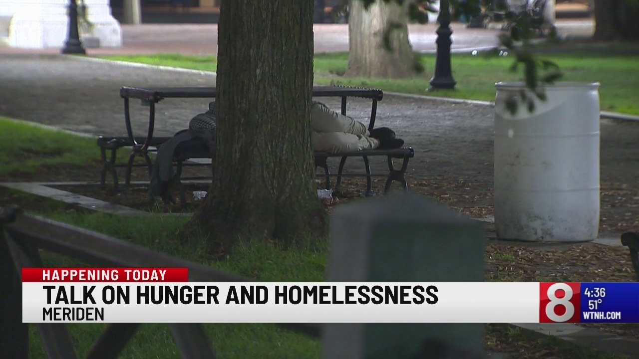 Advocates host hunger and homeless awareness seminar in Meriden