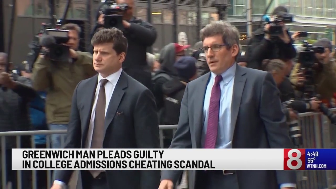 Lawyer, vintner plead guilty in college admissions case