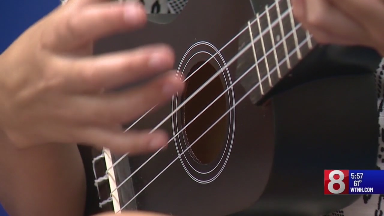 What's Right with Schools: Guilford Lakes Elementary Ukuleles