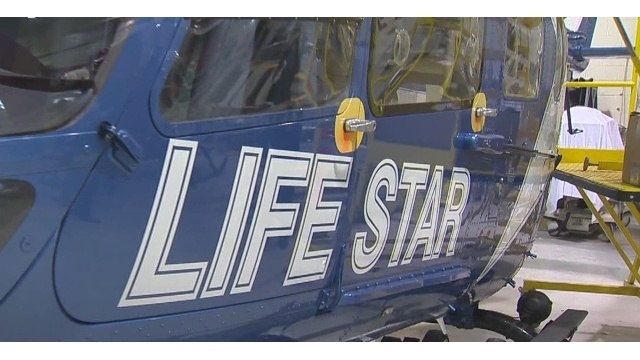 Life Star called to North Canaan for an ATV accident
