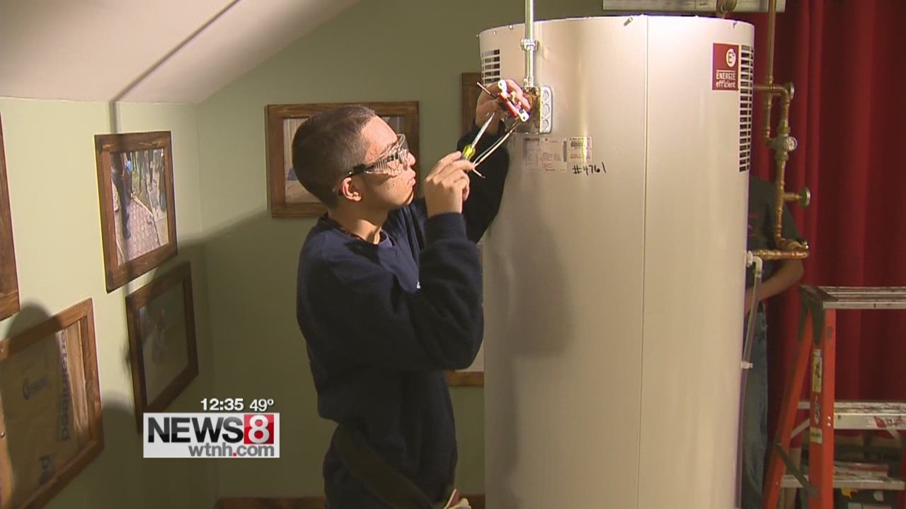 What students are learning about energy efficiency can save you money, too