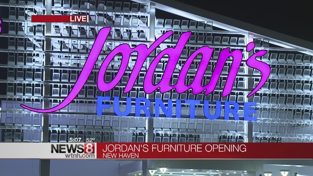 Jordan S Furniture Opens What Comes Next For Long Wharf