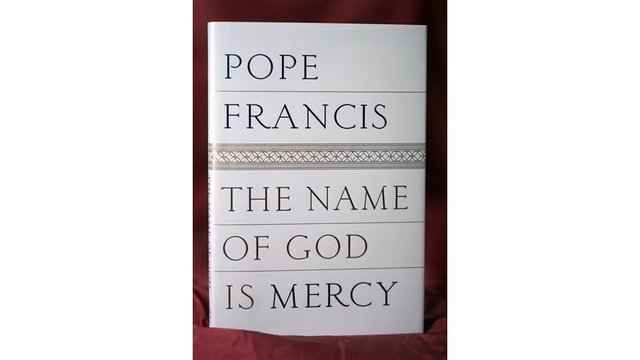 Francis Lays Out Case For Mercy In 1st Book As Pope