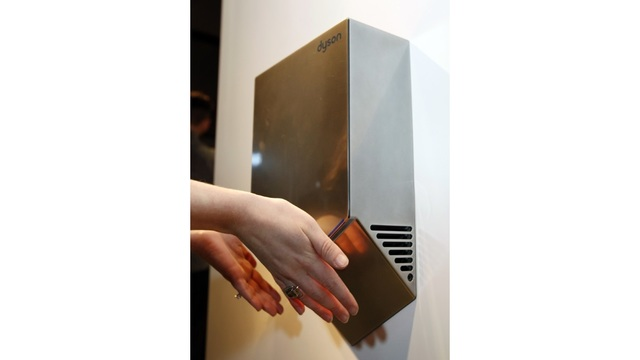 Bathroom hand dryers spray feces droplets onto your hands, study finds