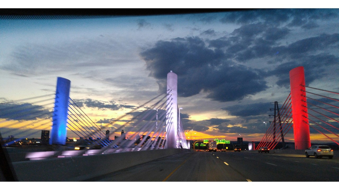 Newly renovated Q Bridge to be lit to mark July 4th