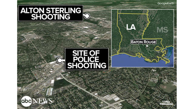 Cops on High Alert, Patrolling in Pairs After Baton Rouge