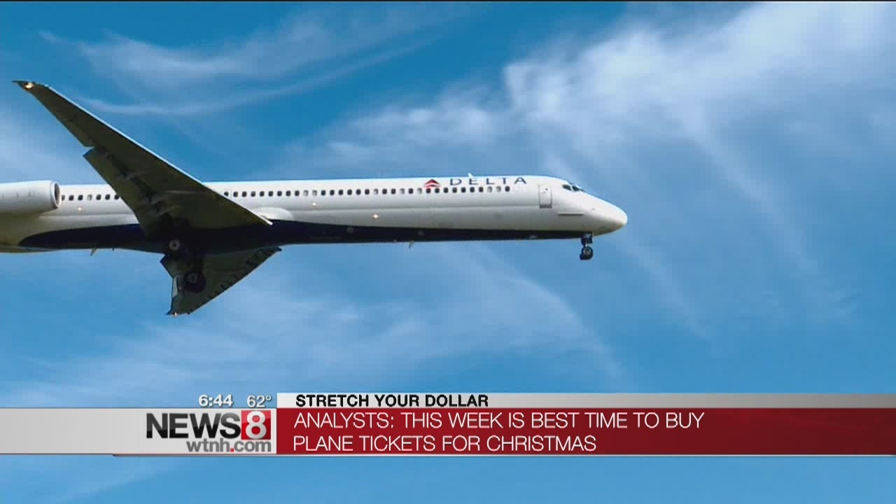 for holiday flights think christmas before thanksgiving - Best Time To Buy Airline Tickets For Christmas