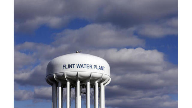 End of bottled water worries 12000 Flint homeowners waiting for pipe replacement