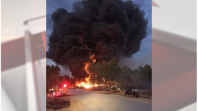 Colonial Pipeline: 1 killed in Shelby County gas line explosion