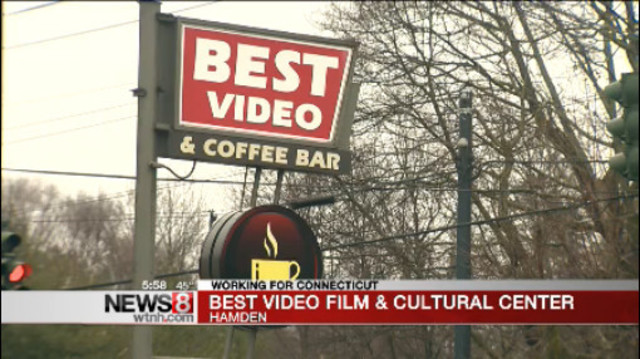 Hamden video store thriving by changing with the times