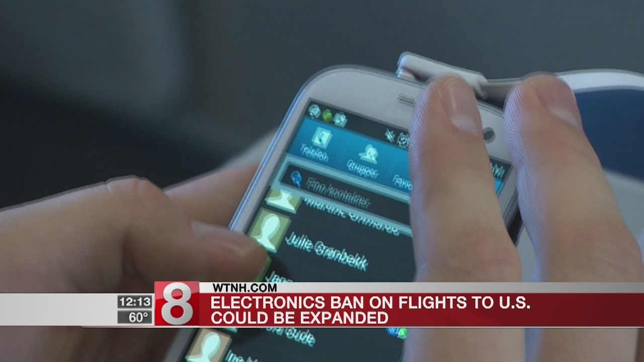 DHS to brief airline reps, lawmakers as laptop ban expansion is ...