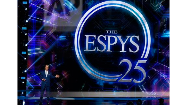 Highlights from the 2017 ESPY Awards