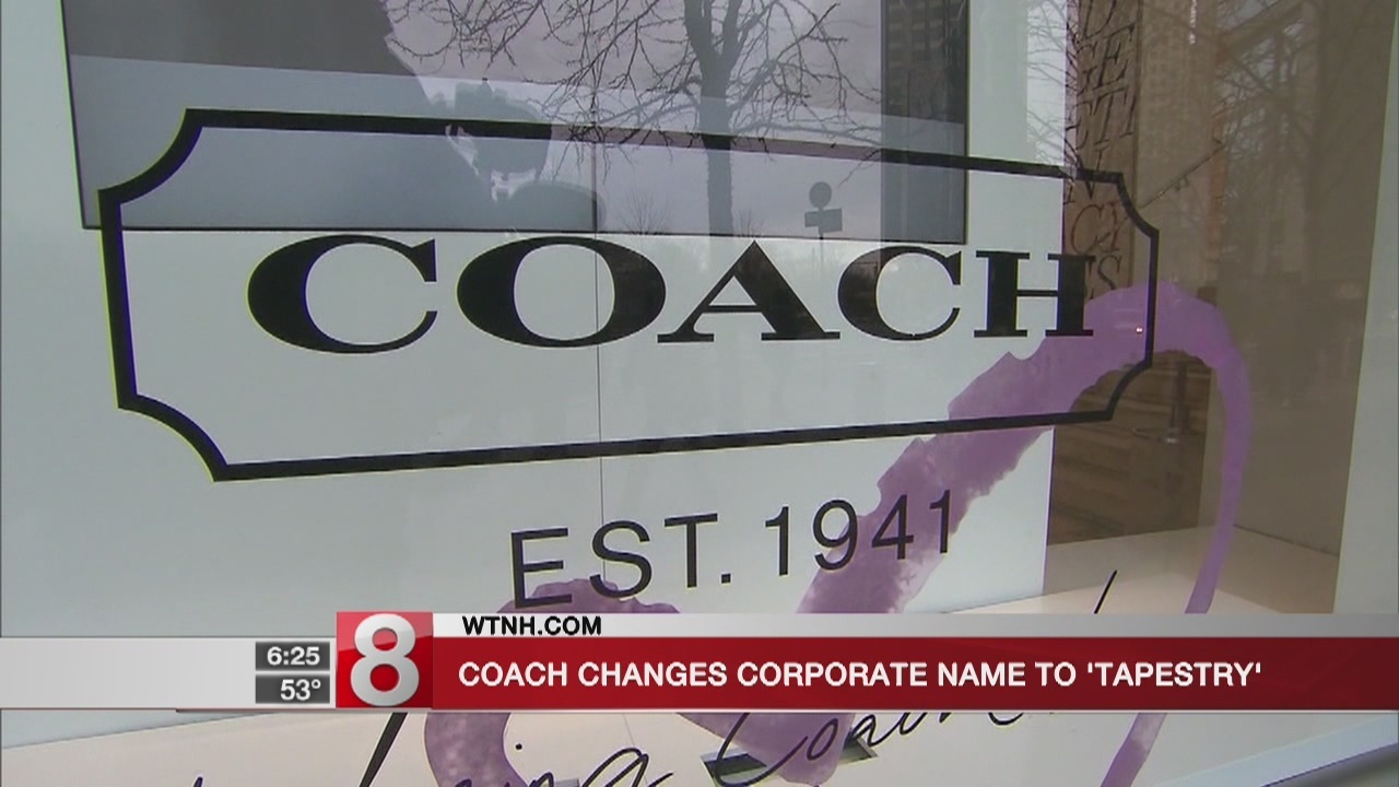 Coach No More New York Company Wants To Be Called Tapestry