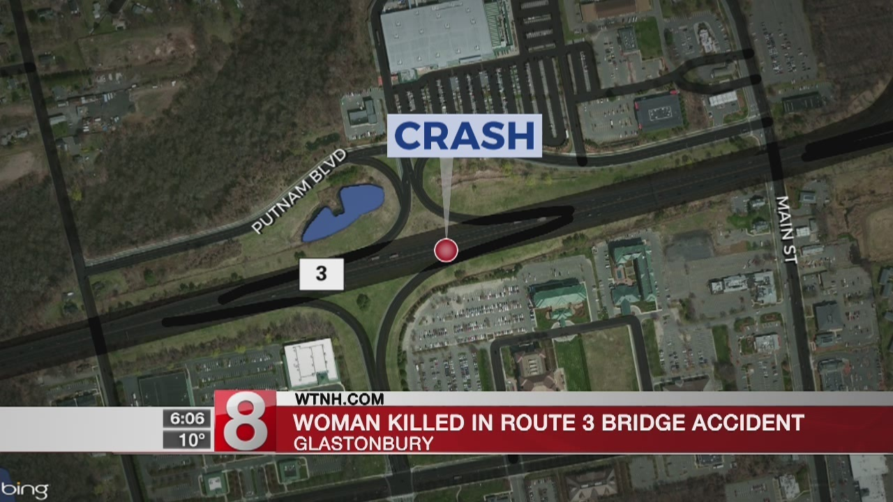 1 Killed In Serious Crash On Route 3 In Glastonbury