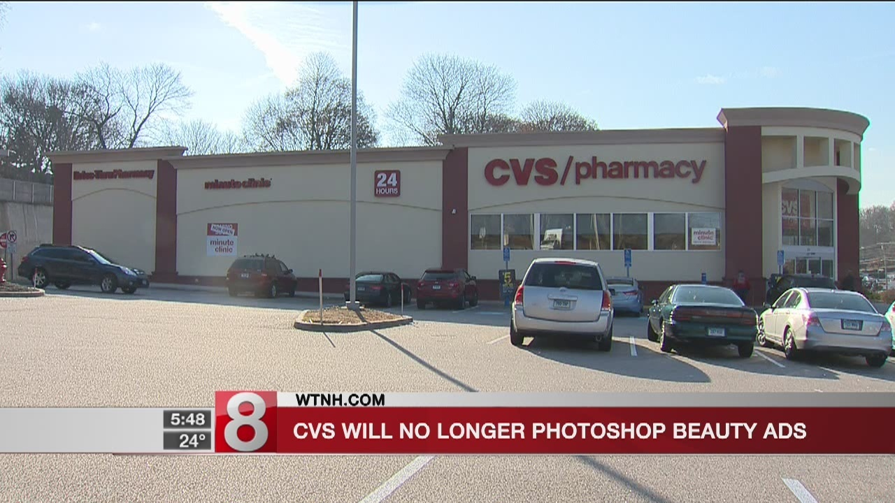 cvs vows to stop altering the images it uses to sell beauty products