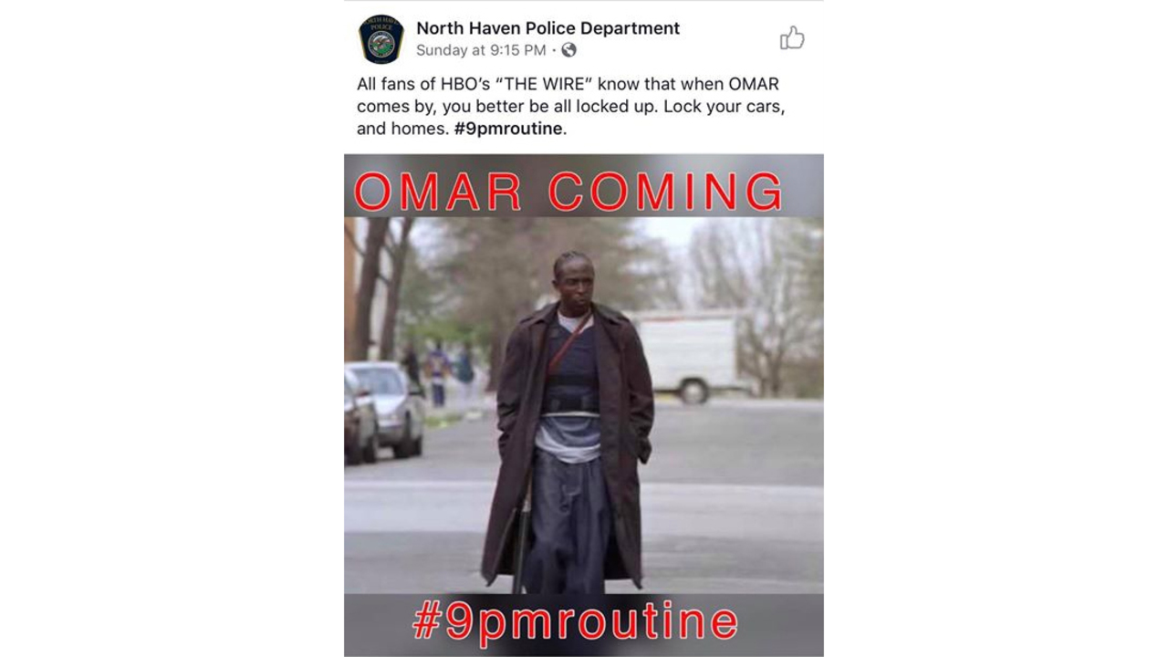 North Haven police, CT NAACP, respond to controversial Facebook post