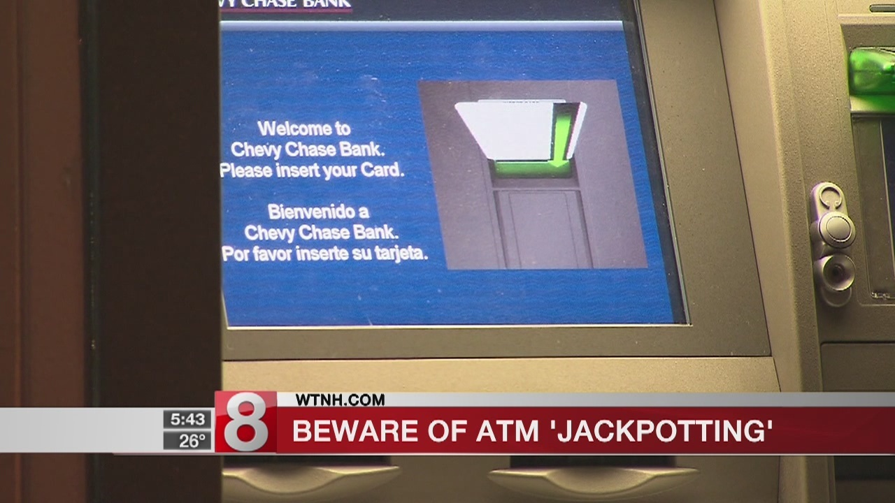 Hackers Bring Atm Jackpotting To The U S