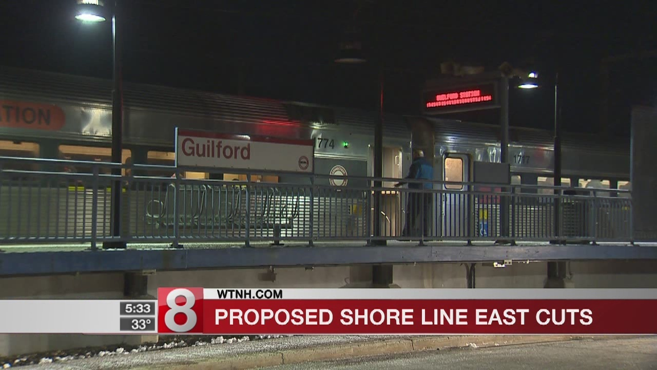 commuters hope for reliability to shore line east