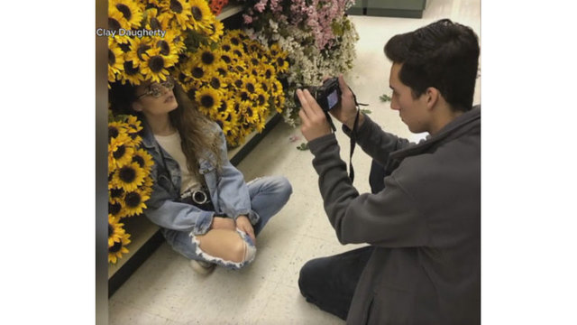 New Viral Photo Challenge Has People Snapping Pics In Craft Stores