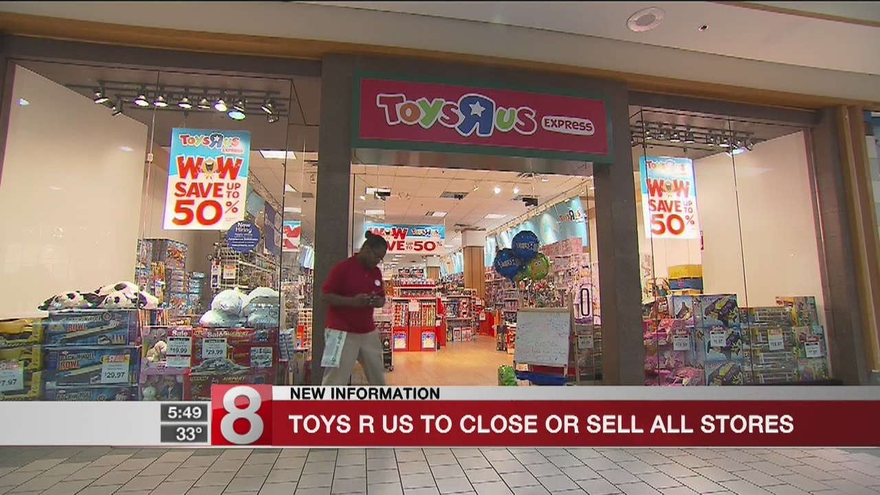 Toys \'R\' Us will close or sell all US stores