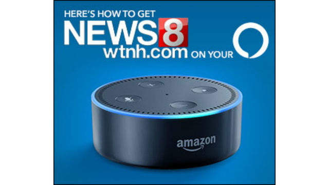 News 8 is Now Available on Amazon Alexa
