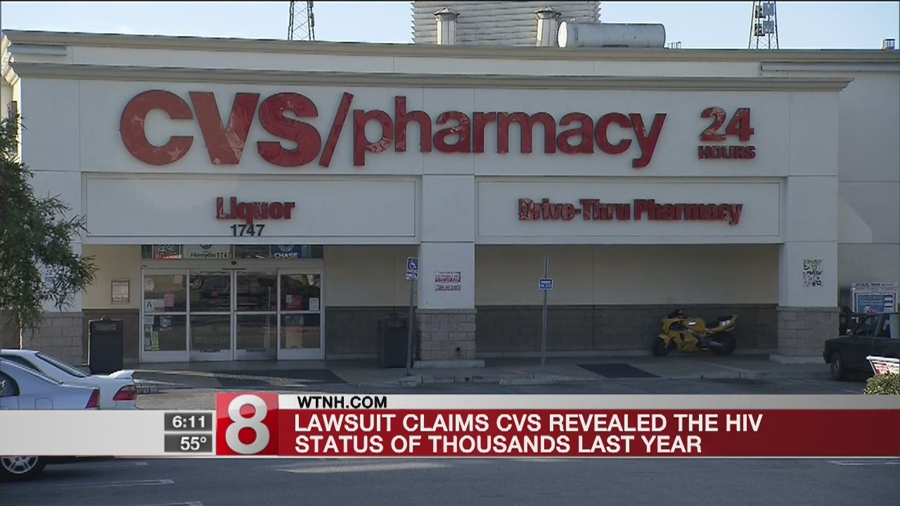 cvs health unintentionally revealed hiv status of 6 000 customers