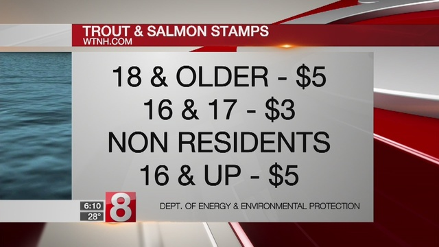 State issues new requirements for trout, salmon fishing