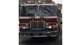 Structure fire extinguished in Tolland on Saturday