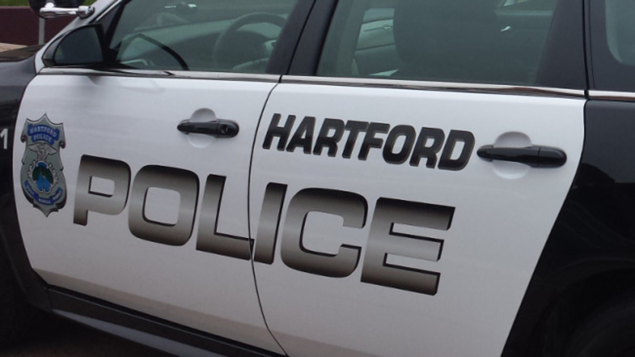 hartford police search for suspect in cvs armed robbery