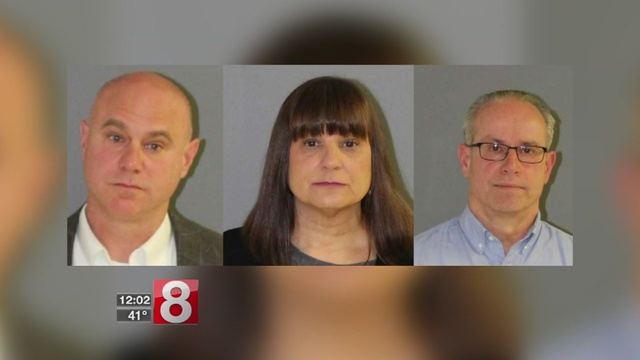 Three Montville High School administrators charged in