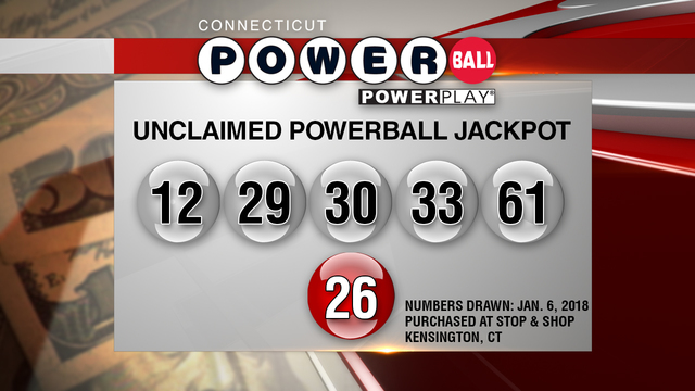 1 Million Powerball Ticket Sold In Connecticut To Expire In July If
