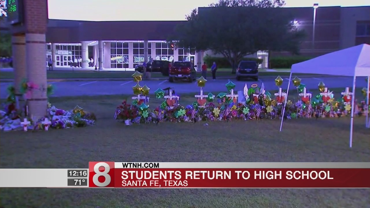 classes resume at texas school for 1st time since shooting
