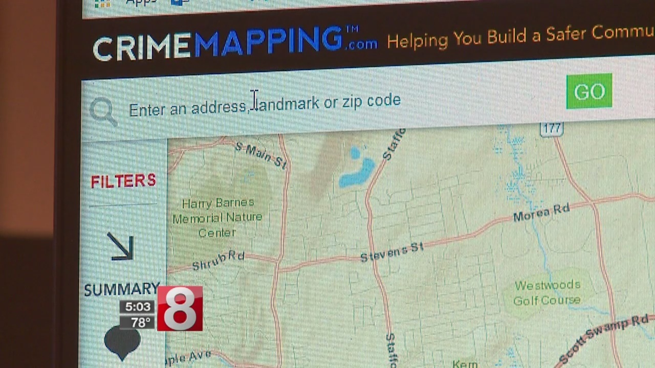 New Britain P D Launches Real Time Crime Mapping Technology For