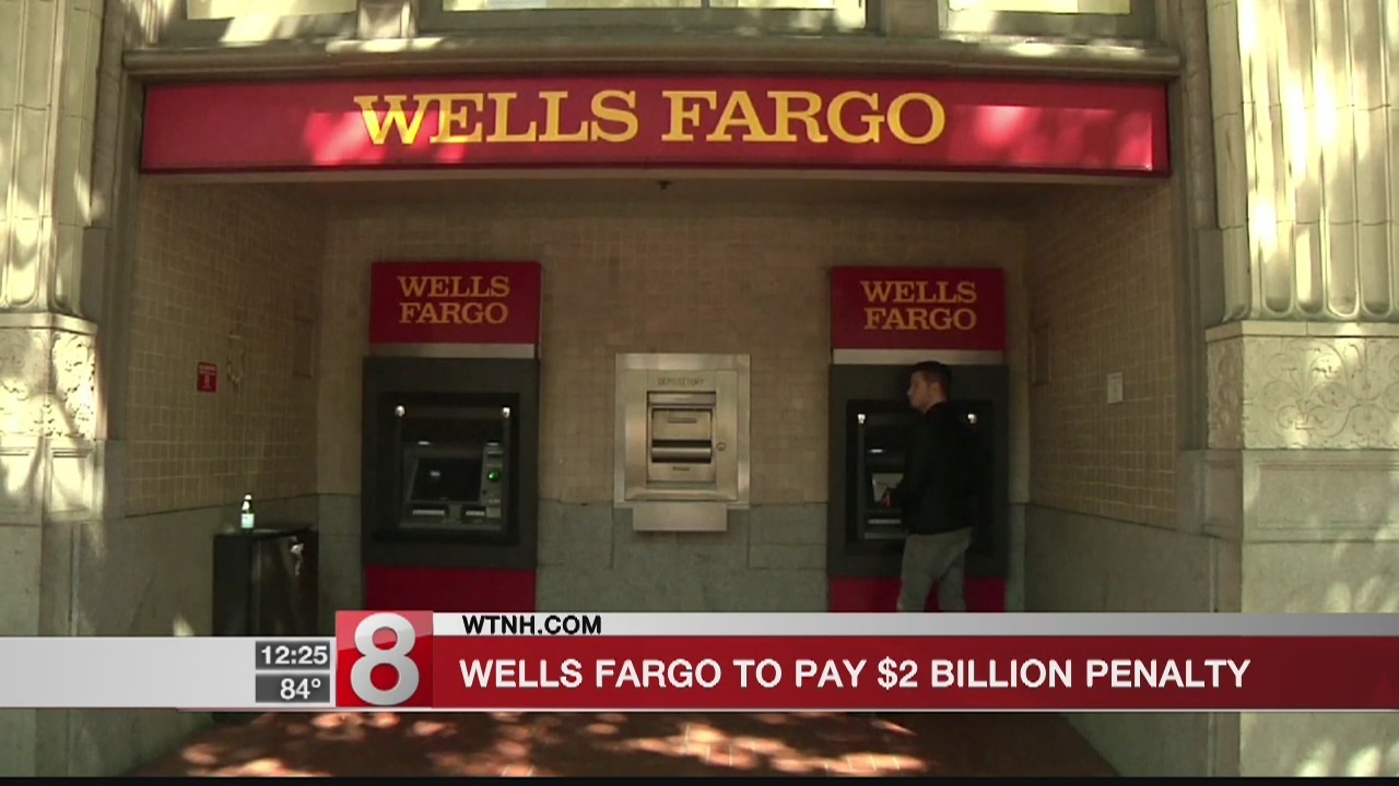 Wells Fargo To Pay 21 Billion For Role In Housing Bubble