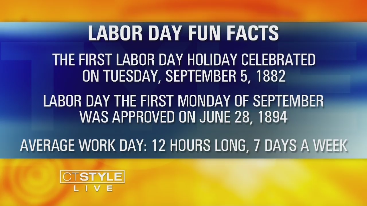 Today S Dish Labor Day Fun Facts