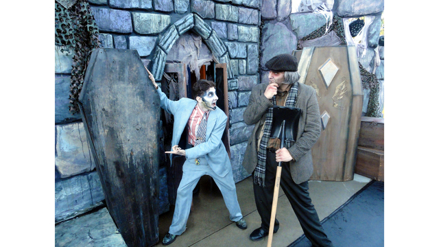 six flags new england adds new attractions for fright fest