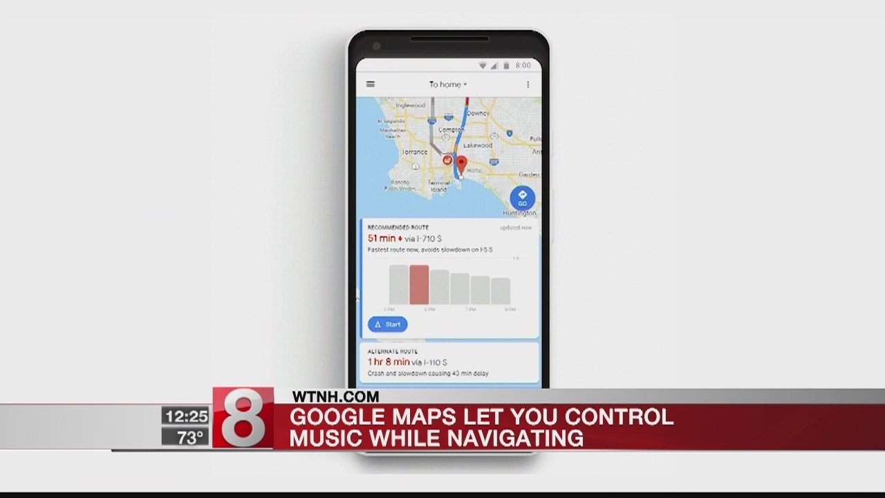 Google Maps Unveils New Features