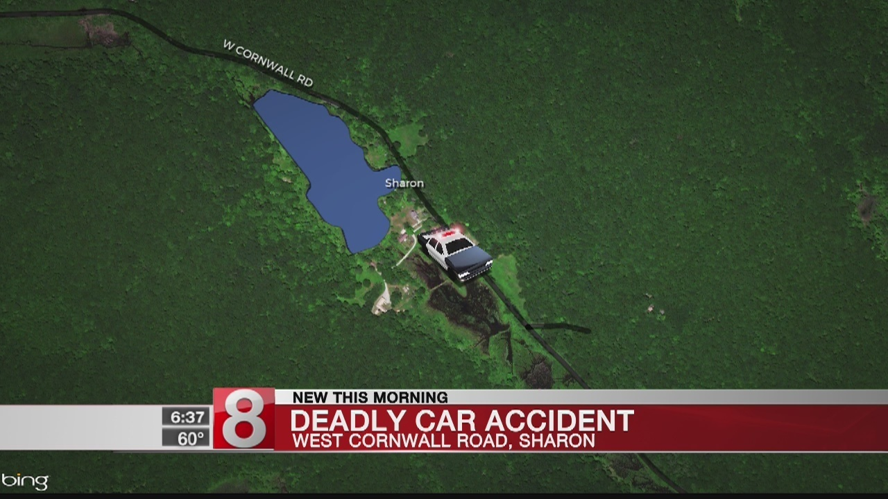 State Police investigating fatal car accident in Sharon