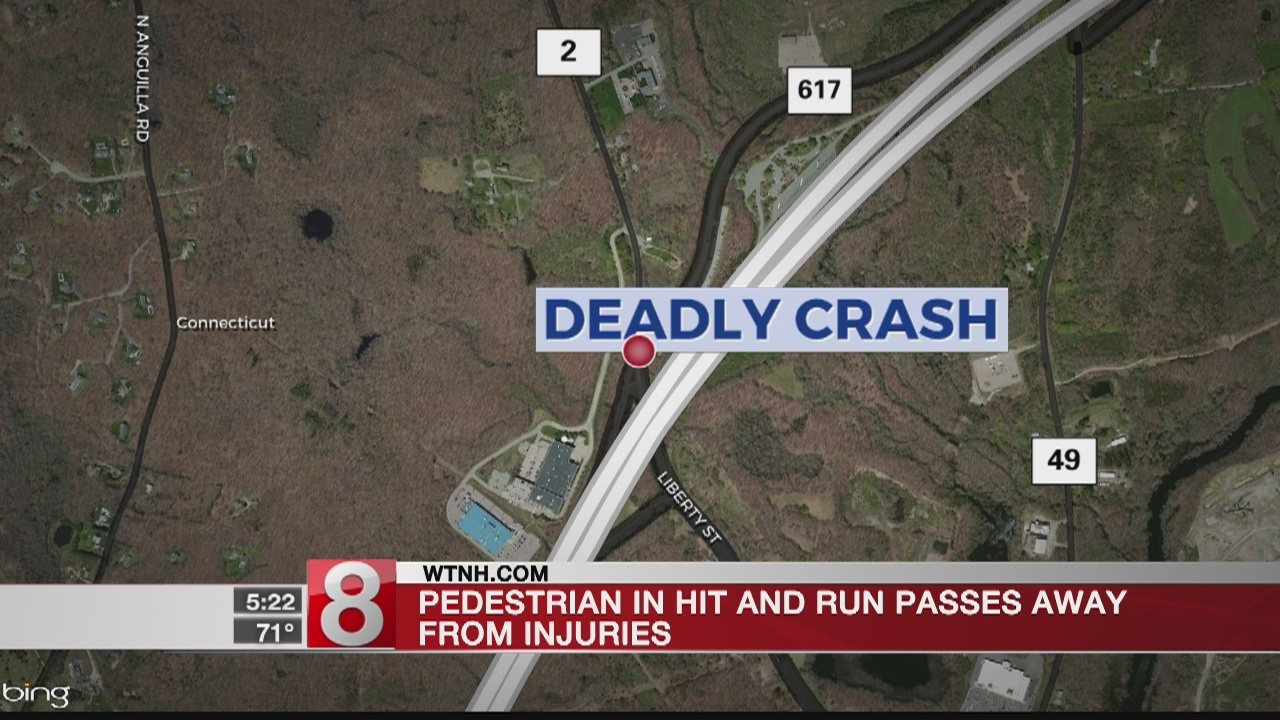 Pedestrian Succumbs To Injuries After Being Struck By Vehicle In