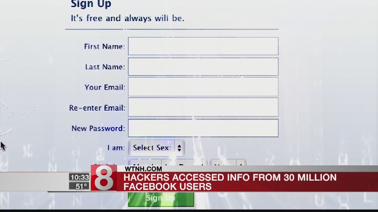 Facebook Hackers Accessed Personal Data From 29m Accounts