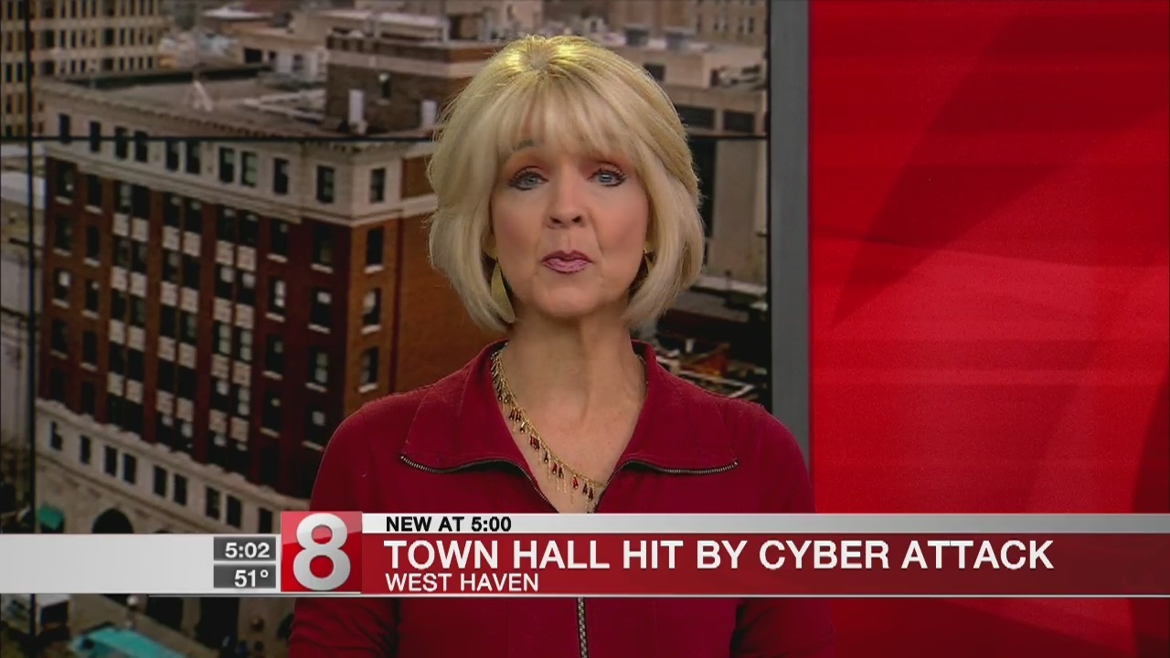 West Haven officials pay ransom after cyber attack disables 23 servers at city hall