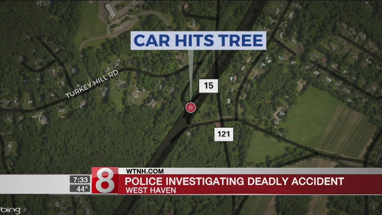 Police Respond To 2 Vehicle Crash On Route 15 In Orange