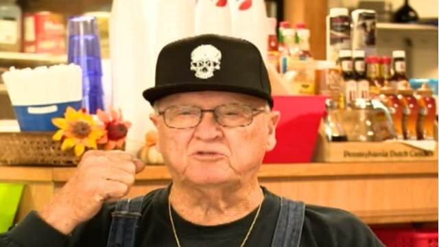 78-year-old man comes face-to-face with a bear, punches it in the face