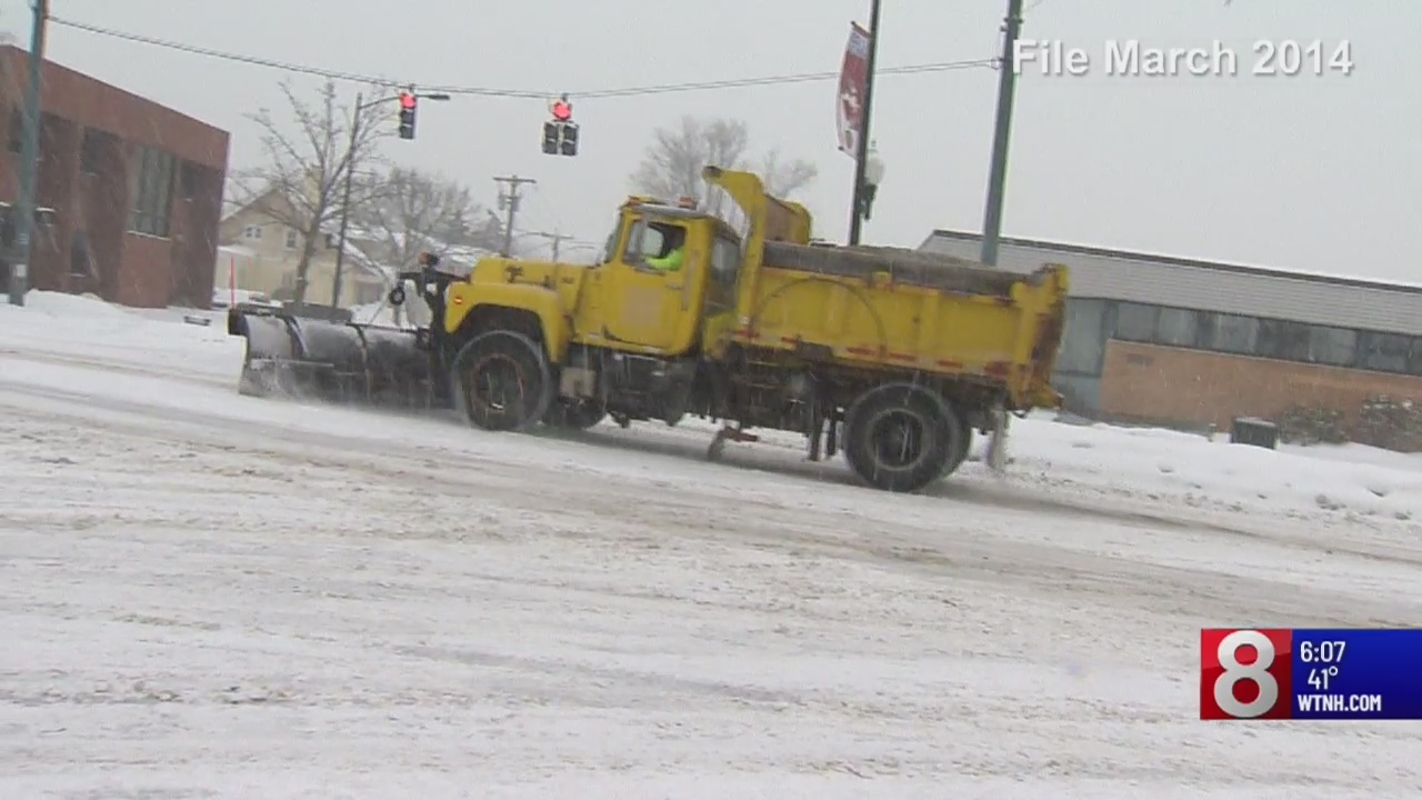 nearly a dozen east haven snow plow drivers suspended without pay