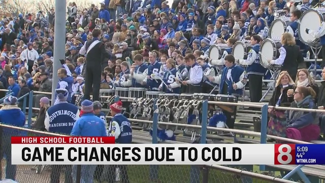 Thanksgiving Day Football Games Rescheduled Ahead Of Extreme Cold