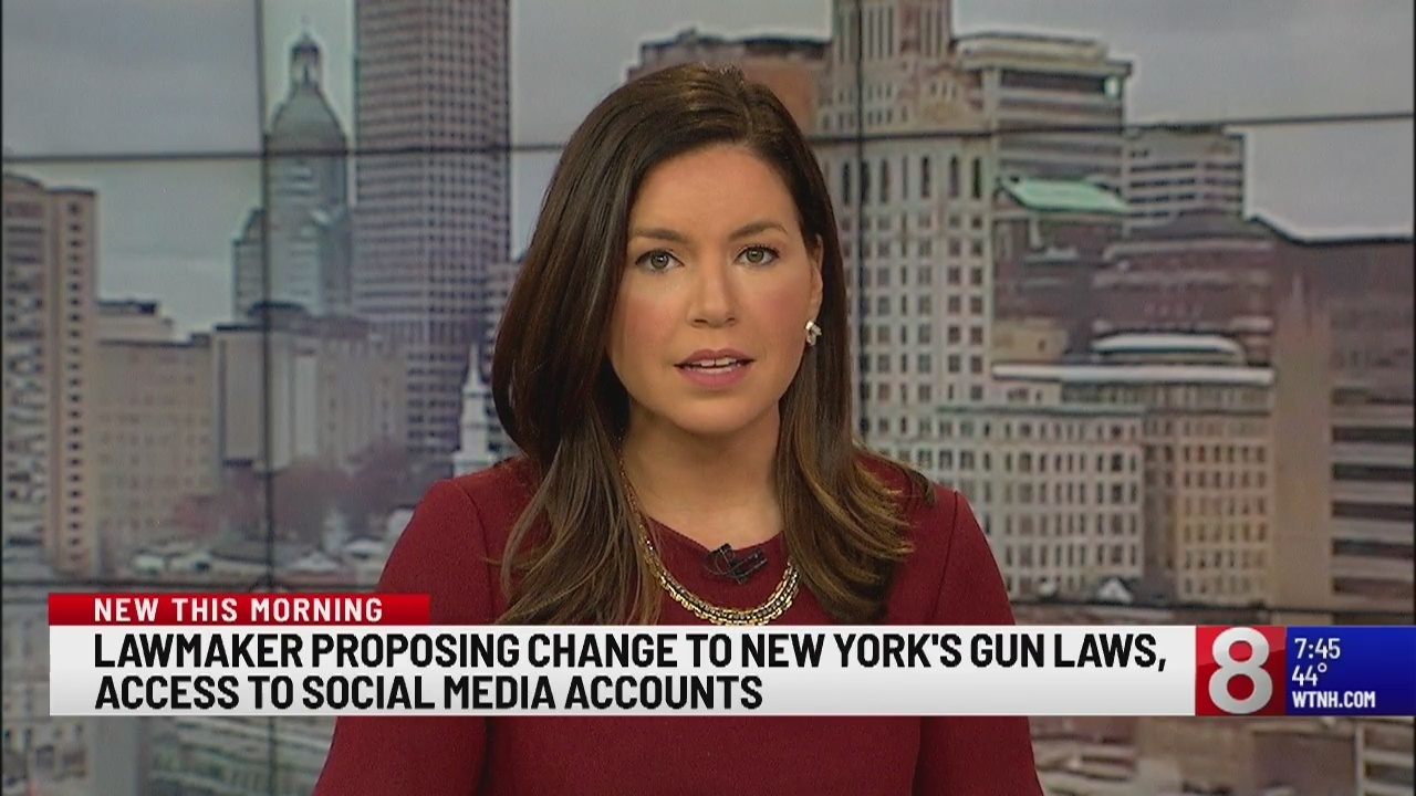 New legislation calls for social media search before pistol permit in NY