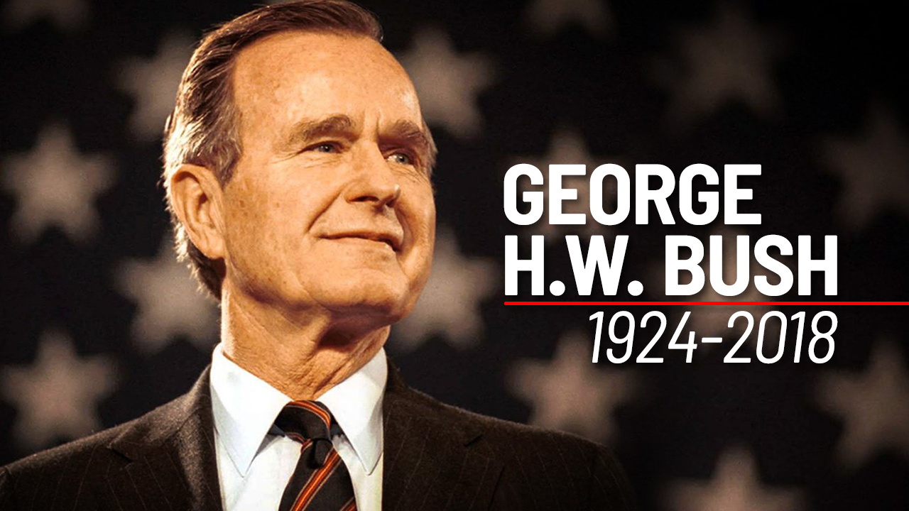 Schedule For George H W Bush S Funeral Services