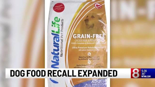 Fda Warns Of Dog Foods Recalled For Too Much Vitamin D