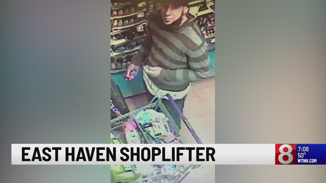 9aac9a8b27bed Man attempts to steal hundreds worth of groceries from East Haven store