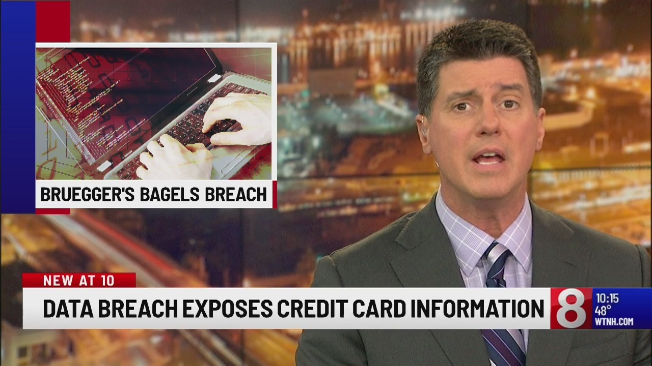 Bruegger's bagels data breach cybersecurity awareness training